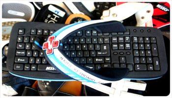 funky keyboard flipflop phnom penh