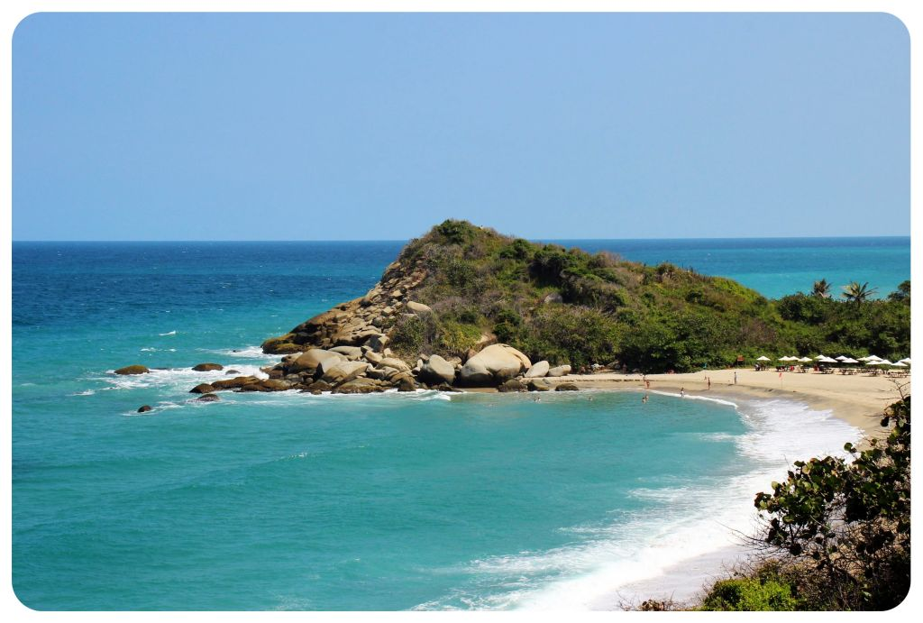 Beach Hopping at Tayrona National Park | Frugal Frolicker