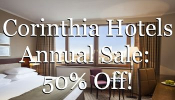 Corinthia Annual Sale 2017