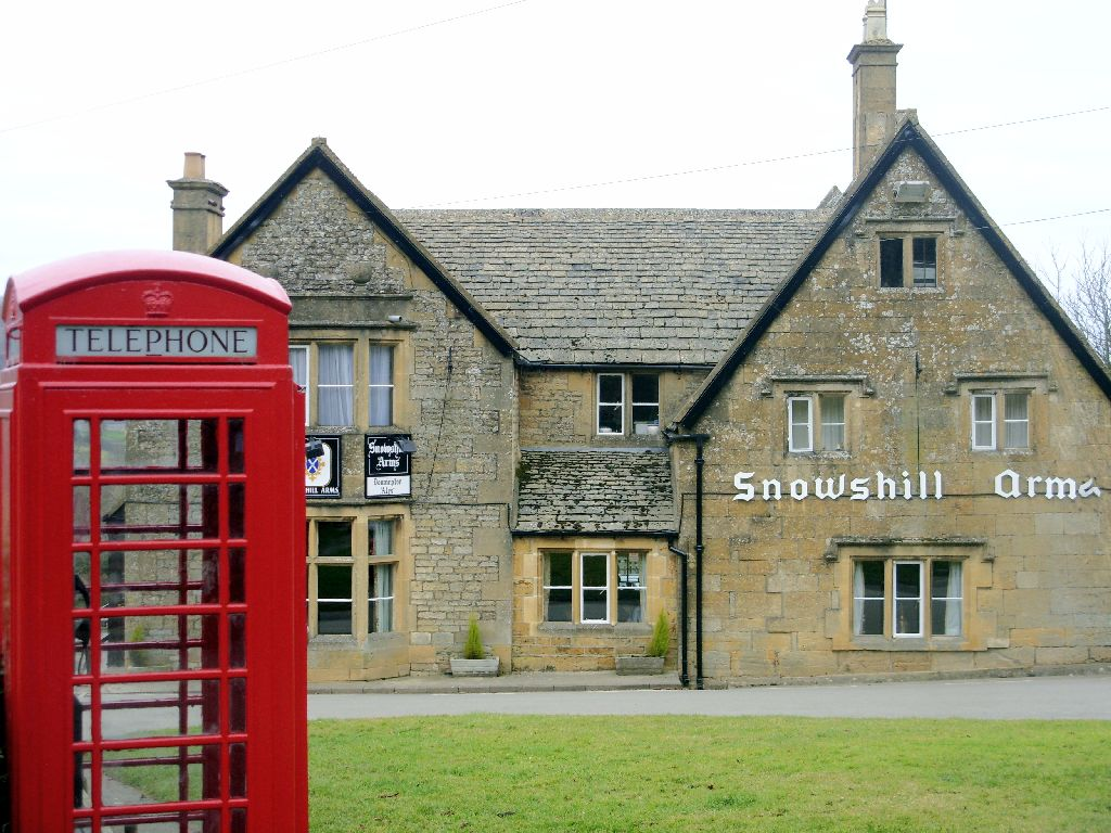 Snowshill, Cotswolds, England