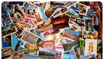 postcards to oma