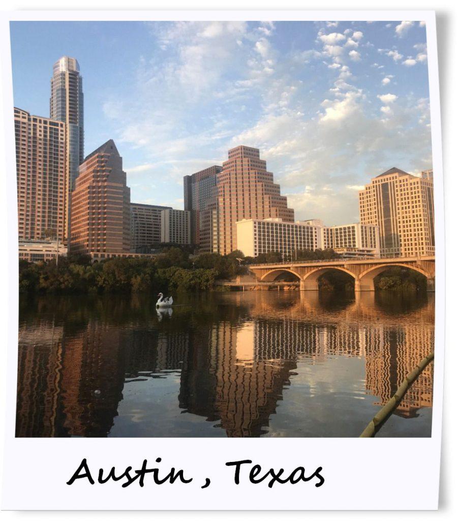 Polaroid Of The Week Austin Texas