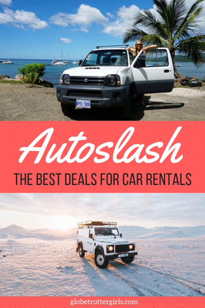 Autoslash: The Best Deals for Car Rentals