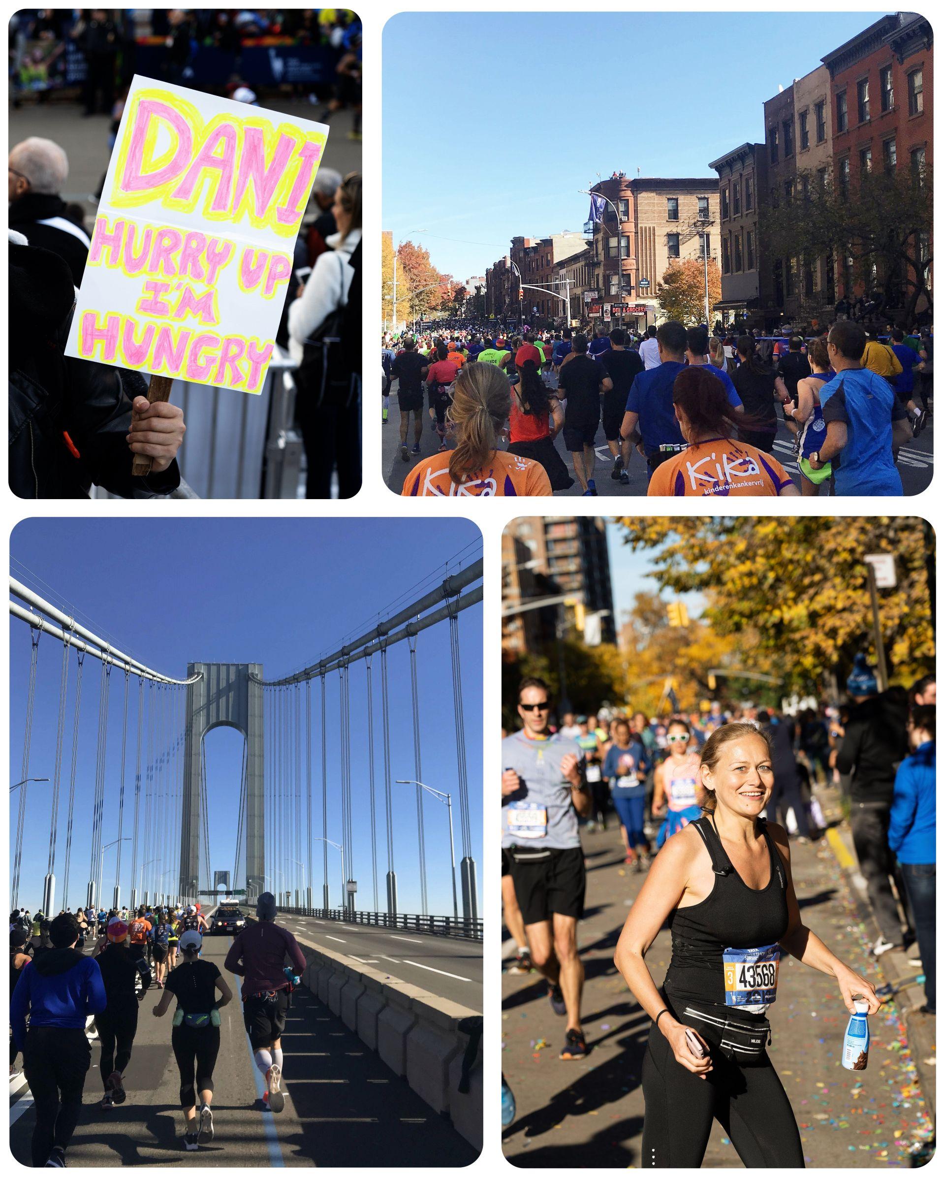 running the new york marathon