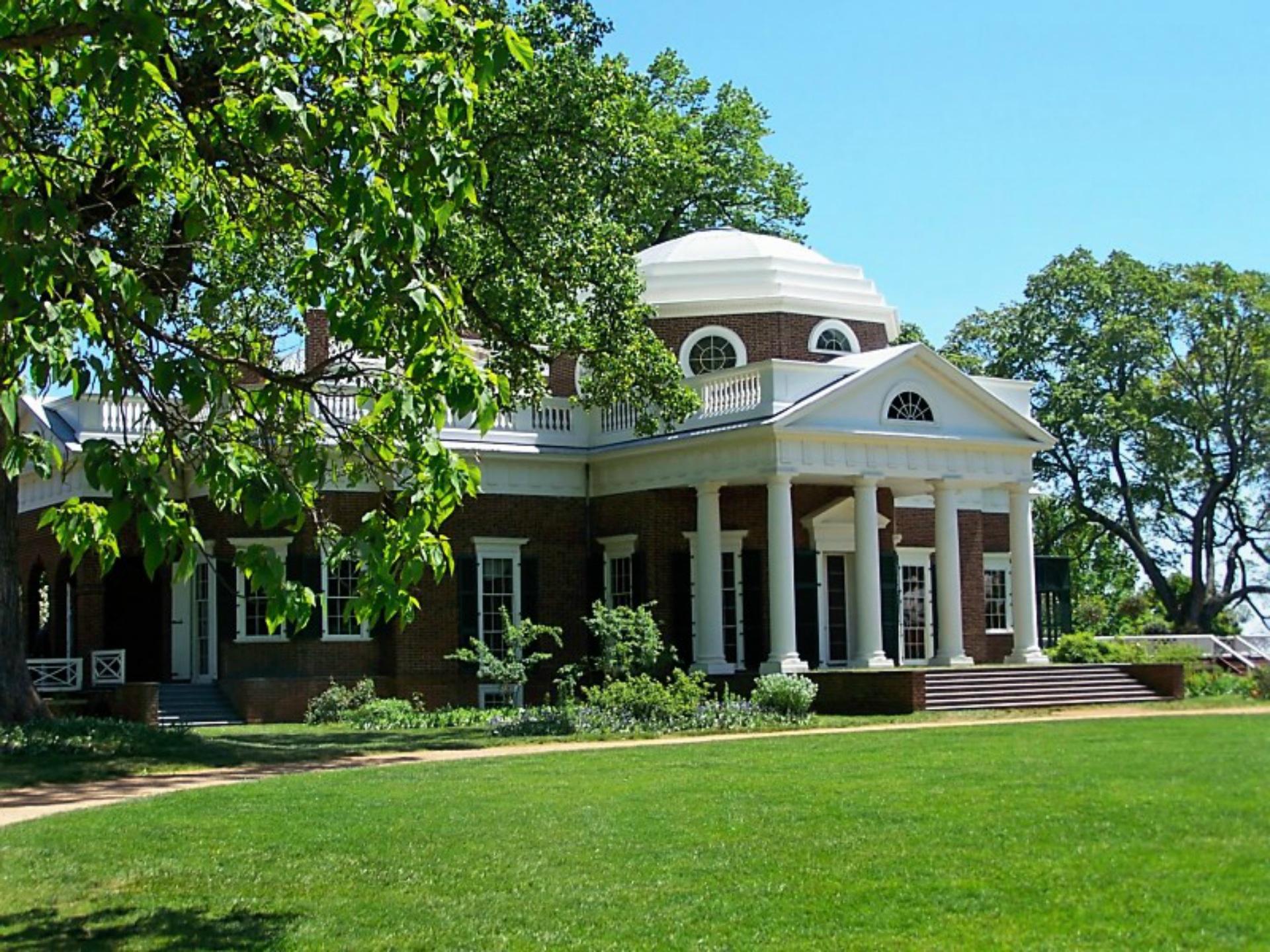 Charlottesville Monticello